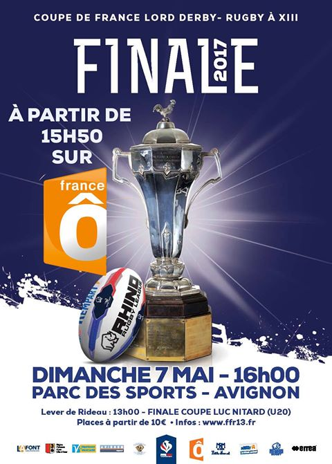 finale coupe de france rugby 13